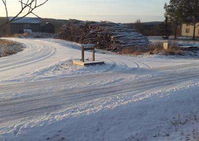 Bergs kommun vattenskydd