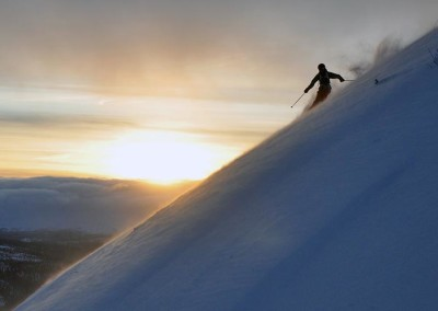 SkiStar miljöbalken